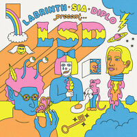 LSD Feat Sia, Diplo & Labrinth - Labrinth, Sia, Diplo Present LSD