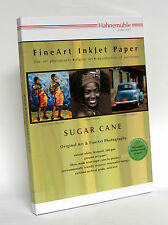 Hahnemuhle Sugar Cane 300gsm  A4 25 Sheets