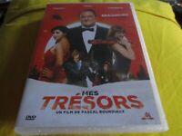 "DVD NEUF ""MES TRESORS"" Jean RENO, Reem KHERICI, Camille CHAMOUX"