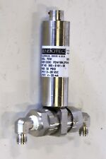 Sensotec Differential Pressure Transducer Model FDW wet-wet 50 PSID