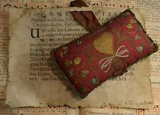 shrine relicario relic reliquary PILLOW OF THE ST FOOT of St ANNE MOTHER B.M.V.