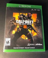 Call of Duty [ Black Ops 4 ] (XBOX ONE) NEW