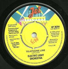 ELECTRIC LIGHT ORCHESTRA - TELEPHONE LINE - JET 1977 - ORIGINAL 70s CLASSIC ROCK