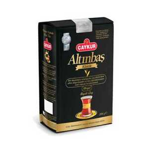 %100 ORIGINAL * TURKISH CAYKUR Altinbas Black Tea 200 gr * EXPRESS SHIPPING *