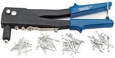 Genuine DRAPER Hand Riveter Kit for Aluminium Rivets | 27847