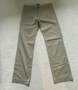 Paul Smith Button Fly  Chino style Jean Trousers 34 R