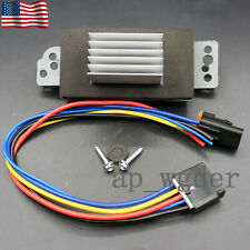 NEW Blower Motor Resistor Speed Control Module Upgrade Kit For 19329838