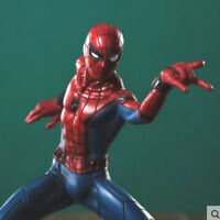 "7"" Marvel Spider-Man:Homecoming 3D Model PVC Statue Figure Action Toy Gift"