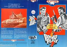 POWER  PLAY  (1978) VHS Playtime  Video   Peter O'Toole Donald Pleasance