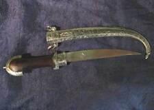 Moroccan Knife Authentic Handmade Letter Opener Decorative Swords Dagger Antique
