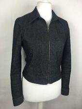 NafNaf Naf Naf Jeans Ladies Jacket Size L 14 UK *Hardly Worn*