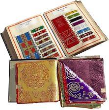 1895 Textiles Catalogue - CHURCH LITURGICAL VESTMENTS - OVER 500 Vibrant Samples