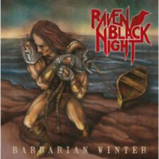 Raven Black Night - Barbarian Winter NUEVO CD