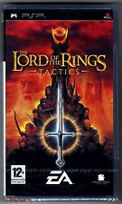 PSP The Lord of the Rings Tactics ( 2005 ) UK Pal, New & Sony Factory Sealed