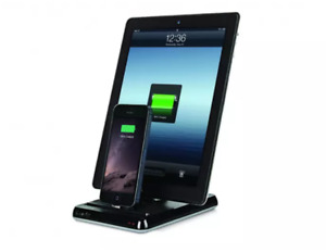 XtremeMac InCharge DUAL dock station charging 30-pin for iPhone and iPad