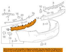 Chevrolet GM OEM 16-18 Impala Rear Bumper-Harness 23188323