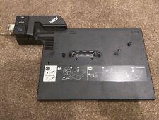 Lenovo ThinkPad 2504 Advanced Mini Dock Station T60 T61 T400 T500 R60 Z61