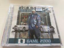 CD: BIG POKEY - D-Game 2000 (2000 Chevis Ent.) Sealed Ultra Rare Texas G-Funk