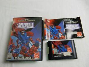 Speedball 2  für Sega Mega Drive - PAL - CIB - komplett !