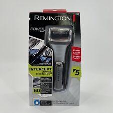 Remington F5-5800 Foil Shaver Mens Electric Razor Electric Shaver Black OPEN BOX