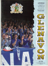 1994/95 Glenavon v Linfield - Irish League - 18th Mar - Vol 13 No 22