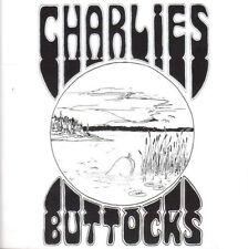 """Charlies: """"Buttocks""""  (CD)"""