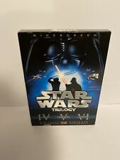 Star Wars Trilogy (DVD, 2008, 6-Disc Set)