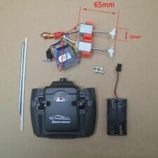 Rc Model Boat Kits Shaft Bushing Motor Propeller Controller Receiver Kit Diy New
