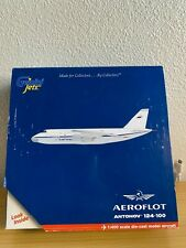 Gemini Jets 1:400 Antonov AN-124-100 Aeroflot