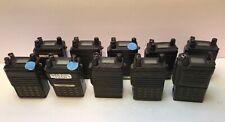 10 Kenwood TK-320 340  UHF Portable Walkie Talkie Handheld Two Way Radio Untestd