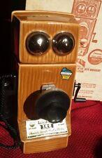 Jim Beam REGAL CHINA 1975 Telephone Pioneers of America Phone Decanter WITH BOX
