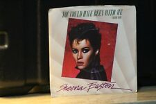 SHEENA EASTON PIC SLEEVE 45 RPM RECORD...RDR