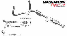 1996-1997 Ford Aerostar 4L Front Rear Magnaflow Direct-Fit Catalytic Converter