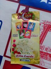 sAILOR MOON FILM CARDS SOBRE VACIO BOOSTER EMPTY