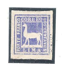 Francobolli - 1873  PERU '  (Sud America)  n°16