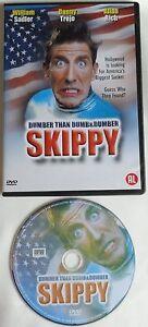 SKIPPY dvd NED. ONDERTITELS English Audio regio 2 DVD5 PAL WILLIAM SADLER comedy