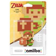 Link 8 Bit amiibo The Legend Of Zelda 3DS Nintendo Switch.