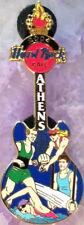 Hard Rock Cafe ATHENS 2004 Sports Guitar PIN Olympic Games - HRC Catalog #24608