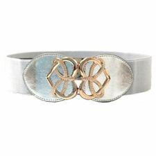 Silver Belt Buckle in Women's Belts for sale | eBay