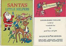March Of Comics 270 Santa'S Little Helpers Mini Christmas Comic Giveaway Promo a