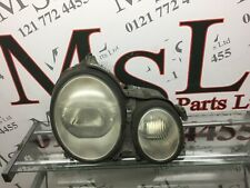(AS) MERCEDES BENZ W210 E CLASS FRONT HEADLIGHT XENON RIGHT SIDE FRONT OSF LATE