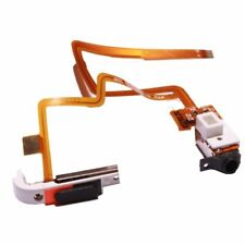 Headphone Jack/Socket & Flex Cable for iPod Video/Classic 5th/6th Gen Black