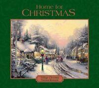 Home for Christmas by Thomas Kinkade (CD, Oct-2012, Sonoma) WORLD SHIP AVAIL