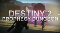 Prophecy Dungeon Full Run Recovery Ps4 Xbox Pc