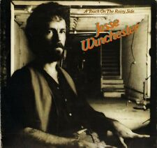 JESSE WINCHESTER a touch on the rainy side BRK 6984 usa bearsville LP PS EX/EX