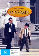 THE RAINMAKER - NEW & SEALED DVD (MATT DAMON, DANNY DEVITO) FRANCIS FORD COPPLOA
