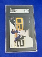 2020 Topps Decade's Next Gavin Lux Dodgers RC #DN-10 SGC 10 GEM MINT Rookie Card