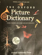 The Oxford Picture Dictionary: English-Spanish Edition (The Oxford Picture Di…