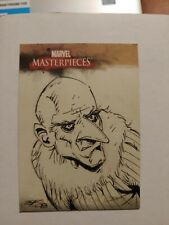 2008 Marvel Masterpieces series 2 The Vulture Sketch card Jim Kyle 24.99 Sale!