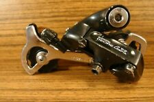1995 rear derailleur Shimano Deore LX Black RD-M567 VIA Japan long cage 8 speed